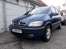 Opel Zafira - GPL - 7 Locuri
