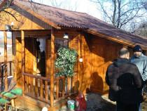 Căsuțe de lemn  construim