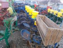 Plantator pe doua randuri