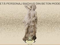 Statueta personaj Bachus, din beton, model S75.