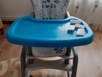 Scaunul de masa pentru copii