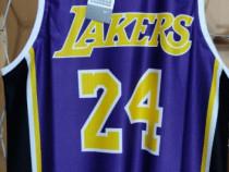 Maiou NBA Bryant nr 24 de la Lakers