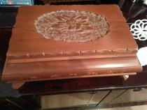 Caseta / cutie bijuterii vintage