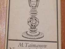 Nimzowitsch-Indisch de M. Taimanow. Manual sah limba germana