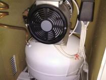 Compresor aer 38l