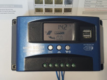 Controller solar fotovoltaic MPPT 30A si 100A