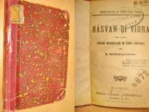 4345-B.P.Hasdeu-Razvan si Vidra 1920 semnata Arad 1939.