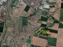 Parcele de teren intravilan 500mp in Santandrei