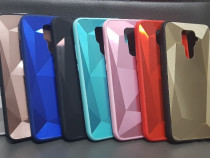 Huse 3D cu textura diamant Huawei Mate 30 lite ; Mate 30 Pro