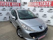 Peugeot 207-automata-benzina-posibilitate rate-