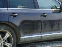 Portiere partea dreapta negre vw touareg 2009