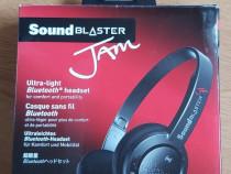 Casti bluetooth Creative Soundblaster Jam