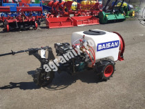 Motoatomizor nou Baisan 200 L, motor benzina autopropulsat