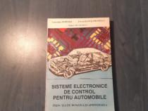 Sisteme electronice de control pentru automobile L. Dimitriu