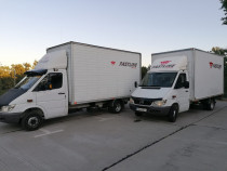 Transport marfa,mutari,mobila,masini cu lift hidraulic