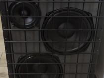 Boxe Schneider Ls 3000 Disco 95 pe 3 căi 100w 8 ohmi Hi-fi