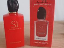 Parfum tester Si rosu de Giorgia Armani