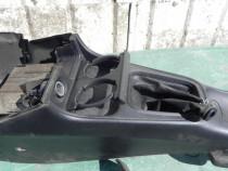 Cotiera originala + Suport pahare - Nissan Almera N16