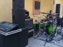 Sistem PA complet pentru evenimente DAS Audio 8000w + mixer