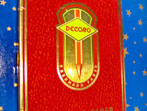 B441-I-Cutie culori Eberhard Decoro Germany veche metal...