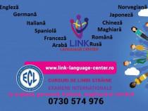 Cursuri online LIVE de limbi străine