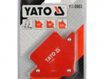 Dispozitiv Magnetic Fixare Sudura Yato YT-0863