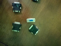 Adaptor VGA / DVI, cablu, etc