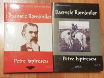 Basmele romanilor de Petre Ispirescu (vol. 1 + 2)