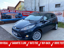 Ford fiesta - rate fixe- buy back - test drive