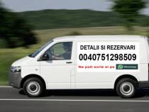 Transport colete, pachete, marfa Romania-Italia tur/retur