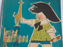 Carte pentru copii ionica maimutoiul si plastilina