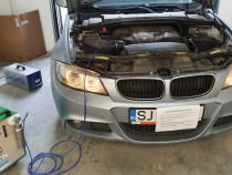 Incarcare clima auto, freon R134a / Decarbonizare