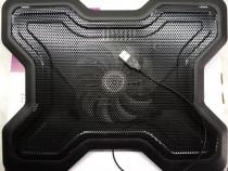 "Cooler Laptop 15-17 Inch NOU Laptop Cooler, 15-17"", Black"