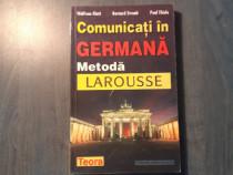 Comunicati in germana metoda Larousse Wolfram Klatt