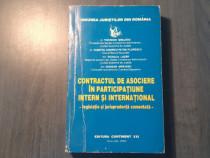 Contractul de asociere in participatiune intern internationa