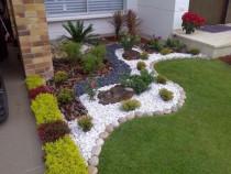 Piatra decorativa naturala / decoratii gradina / Jardiniere