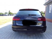 Eleron luneta portbagaj Audi A6 C7/4G Facelift Original