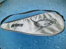 5962-Husa mare racheta tenis PRINCE, captusita, stare buna.