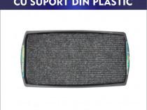 Set covor dezinfectie cu suport din plastic si covor rezerva