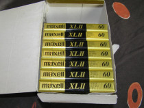 Casete audio Maxell XL II 60