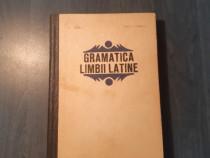 Gramatica latina de N. I. Barbu