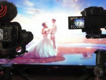 Cameraman evenimente, DSLR, FULL-FRAME, Full-HD, 4K