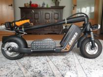Trotineta electrica Airwheel Z5 Black negru portocaliu