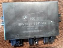 Modul PDC BMW X5 cod: 66.21-6 985 500 +instalatie spate