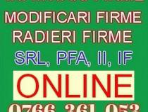Infiintare Firma Online – Registrul Comertului Dolj