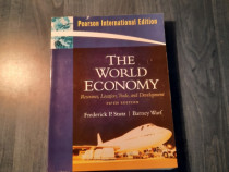 The world economy by Frederick P. Stutz Barney Warf