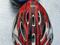 2X Cască protecție ciclism