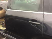Usa Spate Stanga VW Touareg 7L 2003-2010 Negru