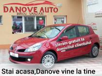 Renault clio,livram gratuit,garantie 3 luni,rate fixe,2008