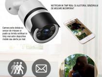 Camera supraveghere Exterior cu IP, wireless,Comunicare Bidi